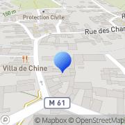Carte de Constructions Métalliques Weiss et Compagnie S.A. Vendenheim, France
