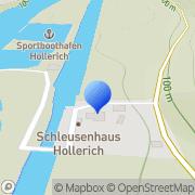 Karte Wasserstraßen- und Maschinenamt Koblenz Nassau, Deutschland