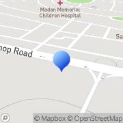 Map GURU AMAR INDUSTRY LIMITED Yamunanagar, India