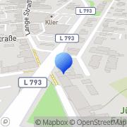 Karte Bernhard Lehmköster Raumausstattung Oelde, Deutschland