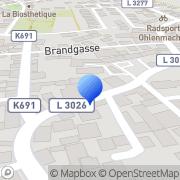 Karte Stanislava Kubicková (TU Prag) Idstein, Deutschland