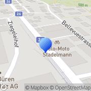 Karte c2channel Hochdorf, Schweiz