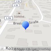 Karte Ingrid Poetzsch Westerland, Deutschland