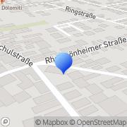 Karte Restaurant Zur Linde Mutterstadt, Deutschland