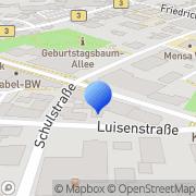 Karte Haus der Optik Horst Riede Weinheim Weinheim, Deutschland