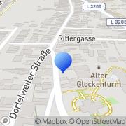 Karte Riesling-Stube Karben, Deutschland