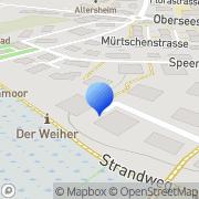 Karte Rowa Rapperswil SG, Schweiz