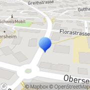 Karte Romy-Plast Rapperswil SG, Schweiz