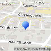 Karte Kinderchor Rosenstadt Rapperswil SG, Schweiz