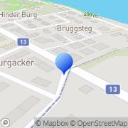 Karte Graziano Russo Stein am Rhein, Schweiz
