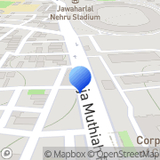 Map  Rajinder Sharma ji  Chennai, India