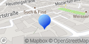 Karte El Gawish Consulting Stuttgart, Deutschland