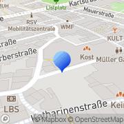 Karte Harald Harter MusicPointReutlingen Reutlingen, Deutschland