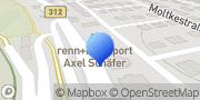 Karte OD Sport & Fashion Oliver Degenkolb Lichtenstein, Deutschland