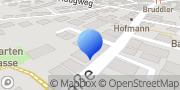 Karte HJW Stahlhandel-Spezialprofile GmbH Murr, Deutschland