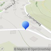Karte TiNet GmbH Niedenstein, Deutschland