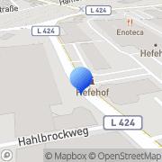 Karte Faba Safwat Faltas Hameln, Deutschland