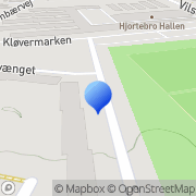 Kort Gilde Stafetten Haderslev, Danmark