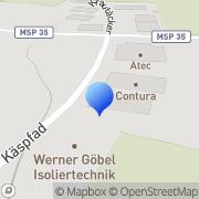 Karte Lührs GmbH Marktheidenfeld, Deutschland