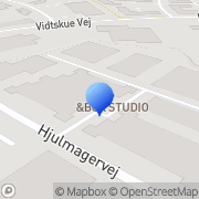Kort HP Marsking ApS Vejle, Danmark