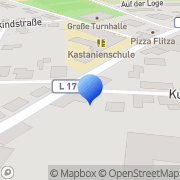 Karte Seitz Manfred Dipl.-Ing. Vermessungsbüro Visselhövede, Deutschland