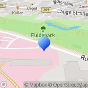 Karte med Walsrode, Deutschland