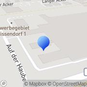 Karte Abbrüche und Erdarbeiten Depping GmbH Wedemark, Deutschland