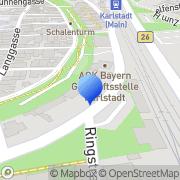 Karte Kohlhepp Schuhe Karlstadt, Deutschland
