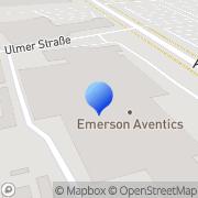 Karte Aventics GmbH Laatzen, Deutschland