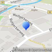 Karte Mike r. Rogers Wangen, Deutschland
