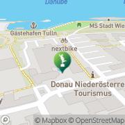 Karte Museum d Stadt Tulln Tulln, Österreich