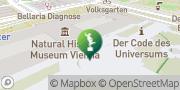 Karte Naturhistorisches Museum Wien Wien, Österreich