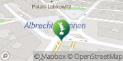 Karte Albertina Wien, Österreich