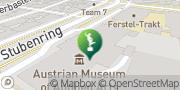 Karte MAK  Wien, Österreich