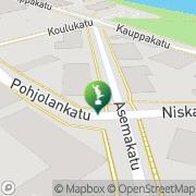 Kartta Kajaanin kaupunki Kainuun museo Kajaani, Suomi