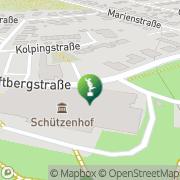 Karte Nordwestdeutsche Philharmonie Herford, Deutschland