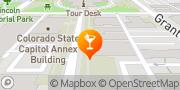 Map Voodoo Comedy Denver, United States