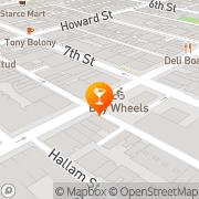 Map Terroir Sf San Francisco, United States