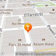 Map First Crush Restaurant Wine Bar & Lounge San Francisco, United States