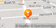 Map Hemlock Tavern San Francisco, United States