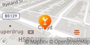 Map The Clwyd Hotel Deeside, United Kingdom