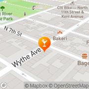 Map D.O.C. Wine Bar Brooklyn, United States