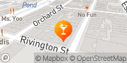 Map Libation New York, United States