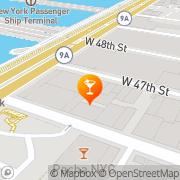 Map Pacha New York, United States