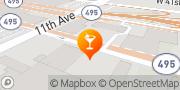Map Headquarters Gentlemen's Club New York, United States
