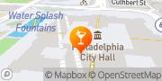 Map Vesper Sporting Club - Center City Philadelphia, United States