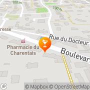 Carte de Bar de La Promenade Saint-Cyr-sur-Loire, France