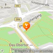 Karte Habaneros Schweinfurt, Deutschland