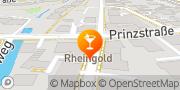 Karte rheingold Augsburg, Deutschland