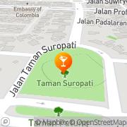Map Judi Agen Online Jakarta, Indonesia